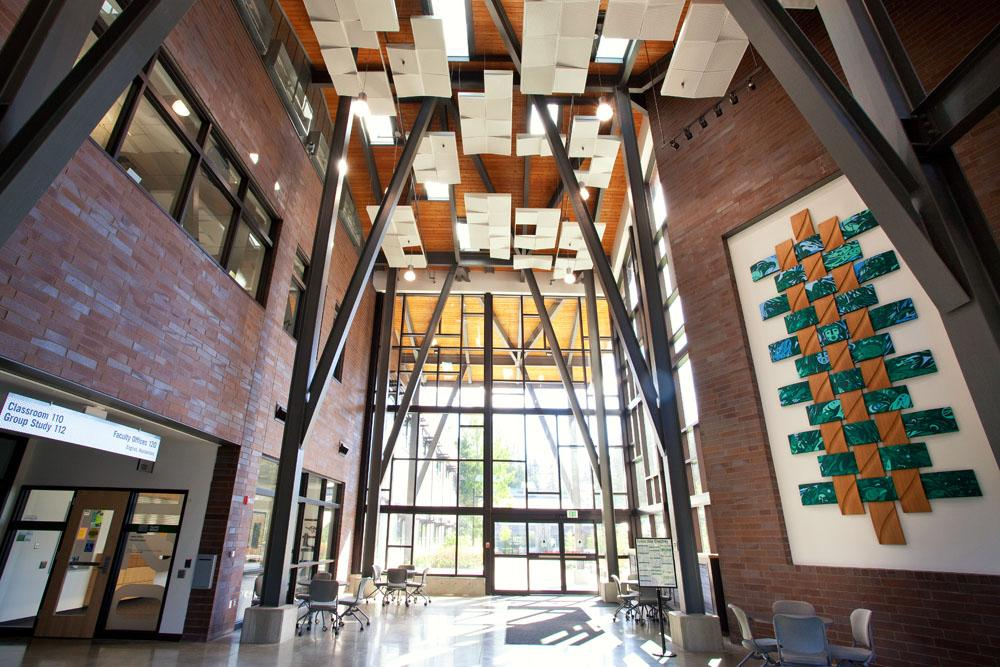Green River Community College Salish Hall 4